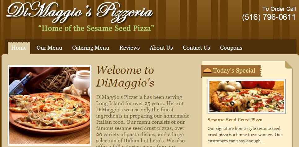 DiMaggio's Pizzeria