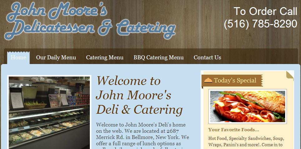 John Moore's Deli
