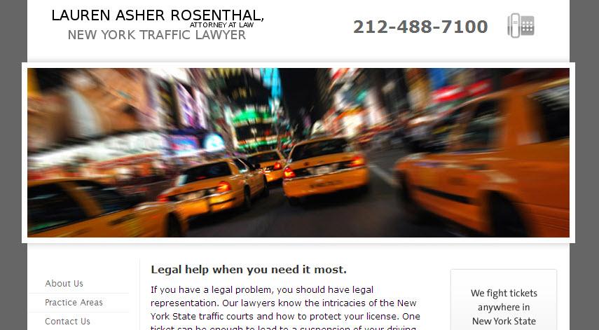 NY Traffic Lawyer