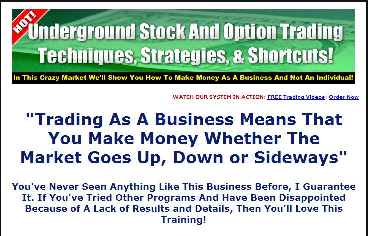 Trading Master System