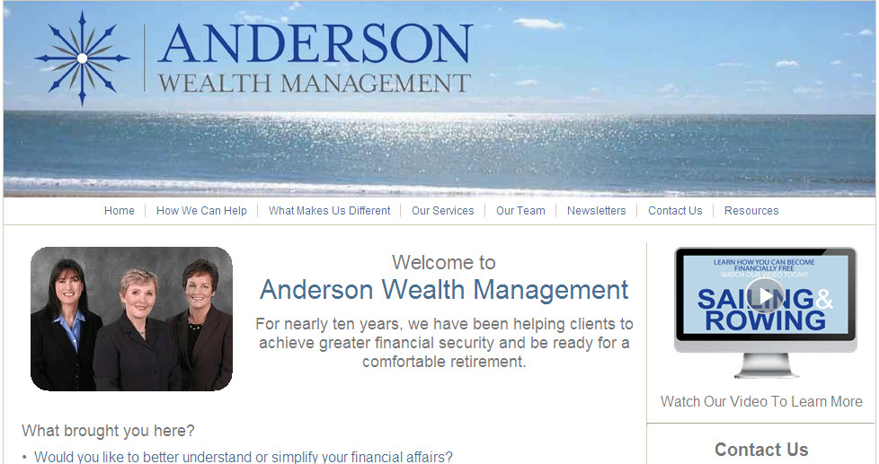 Anderson Wealth Management