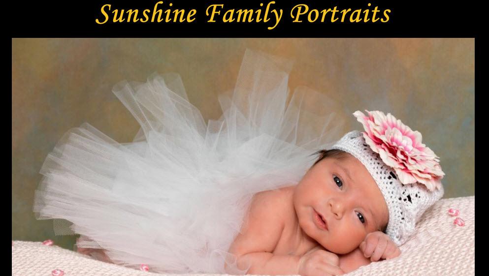 Sunshine Family Portraits