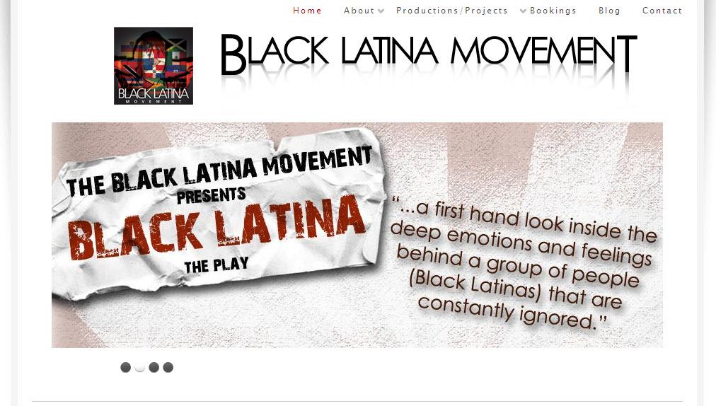 Black Latina Movement