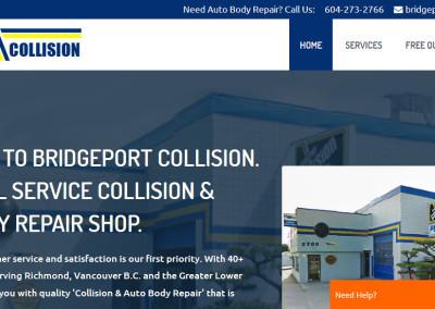 Bridgeport Collision