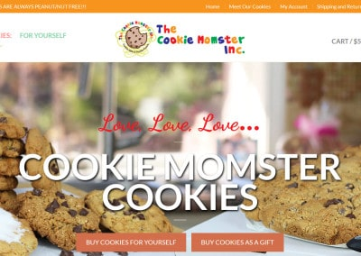 The Cookie MoMster