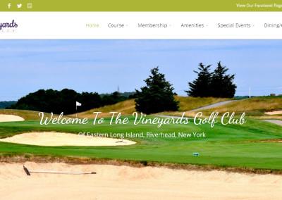 The Vineyards Golf Club