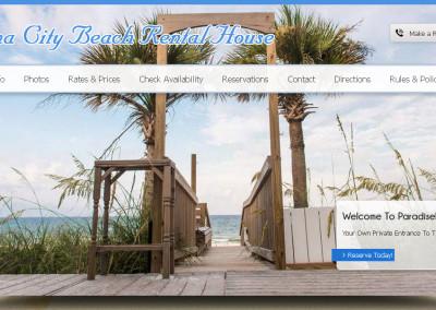 Panama City Beach House Rental
