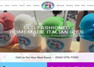 Andy's Italian Ices